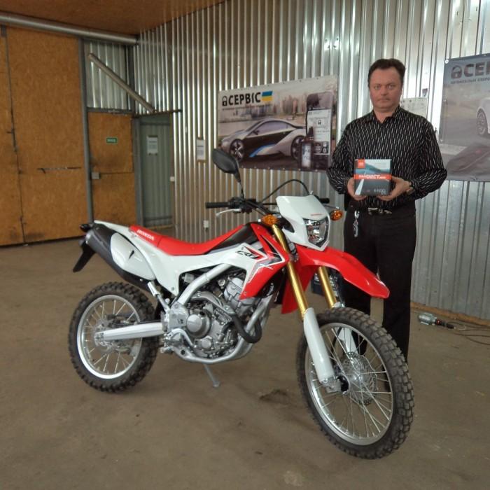 Встановлення мотосигналізацій на мотоцикли