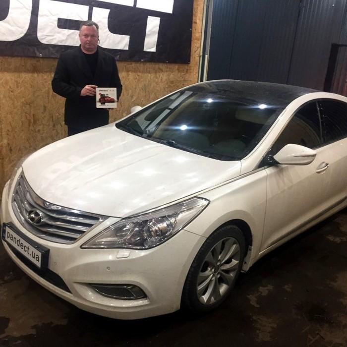 Встановлення автосигналізації на Hyundai
